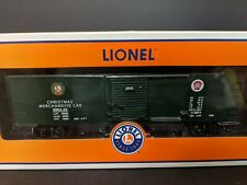 ✅LIONEL OPERATING PENNSYLVANIA CHRISTMAS  MERCHANDISE CAR 6-27949! Great gift!!