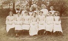 """Doncaster High School """"D"""". School Girls / Maids / Servants."""