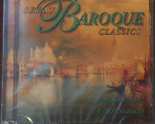 Great Baroque Classics Various Composers Very Good CD
