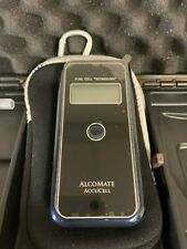 AlcoMate Al9000 AccuCell Professional Digital Breathalyzer with Fuel Cell Sensor
