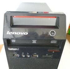 Ordenador PC Lenovo Thinkcentre Edge 72. Windows 10 PRO//Intel G2020/4Gb/500Gb