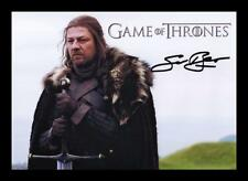 SEAN BEAN AUTOGRAPHED SIGNED & FRAMED PP POSTER PHOTO