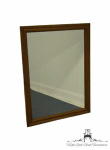 """PENNSYLVANIA HOUSE Solid Oak Rustic Country French 30"""" Dresser / Wall Mirror ..."""