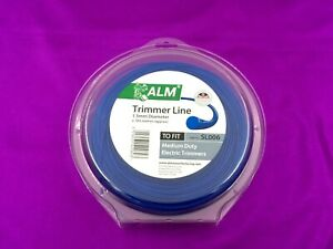 ALM 1.5mm x 183m Blue Medium Duty Electric Trimmer Strimmer Line SL006