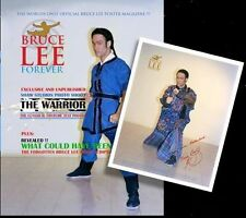 The Official Bruce lee forever poster magazine Christmas Edition 2016 LAST FEW