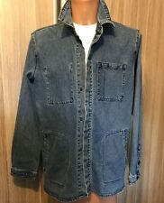 Cheap Monday Men's   blue denim  Blazer Jacket coat  size  M L
