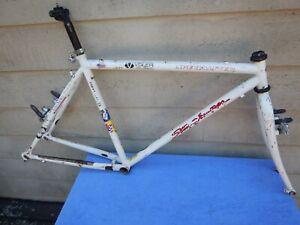 """18"""" Vintage Specialized Stumpjumper Comp Mountain Bike Frameset Tange Prestige"""