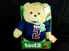 Ted 2 Talking Plush Teddy Bear CONTAINS EXPLICIT LANGUAGE Commonwealth NEW
