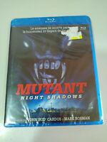 Mutant Night Shadows John Bud Cardi Horror - Blu-Ray Nuovo 3T