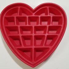 Wilton Silicone Heart Mold