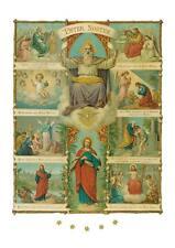Pater Noster Vaterunser Illustrationen Gott Engel Gebet St. Bü Sankt A3 0054
