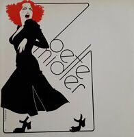 Bette Midler Vinyl LP.1973 Atlantic SD 7270.In The Mood/Skylark/Drinking Again+