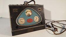 1930s Joseph Weidenhoff Moto-Vita Combustion Indicator Electric Auto-Lite