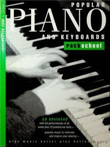 Popular Piano and Keyboards RockSchool Grade 2