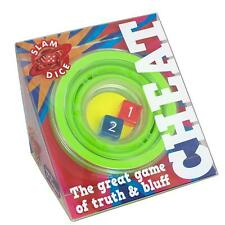 Cheatwell Games - Slam Dice - Cheat - The Great Game of Truth & Bluff