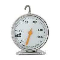 Stainless Steel BBQ Oven Thermometer Gauge Grill for Home Kitchen Cooking Tool