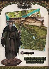 The Dark Eye RPG-Les belligérants Royaumes-carte Set