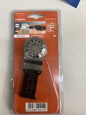 Fein 2-Inch LongLife Wood & Metal Oscillating E-Cut Saw Blade 3x 63502222270