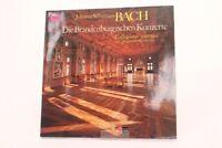 Johann Sebastian Bach Die Brandenburgischen Konzerte EB203311 Schallplatte Vinyl