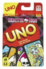 Mattel UNO - Monster High
