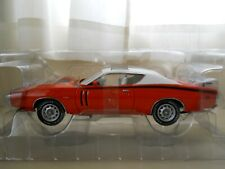 ERTL - AMERICAN MUSCLE - AUTHENTICS - 1971 DODGE CHARGER R/T - 1/18 DIECAST