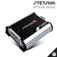 Stetsom HL 2000.4 2 Ohms 4 Channel Amplifier EQ 2000 Watts Amp - 3 Day Delivery