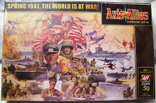 AXIS & ALLIES 2008 50th Anniversary Edition - New & Sealed with Original Carton