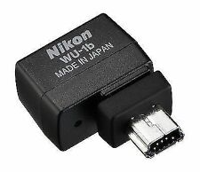 Nikon Wu-1b Wireless Mobile Adapter for D600