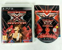 The X-Factor For Sony Playstation 3 Video Game PS3 Complete