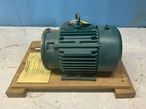 MK-1365 FF145TC. 1 PH 230 V 1.5 HP NEW RELIANCE ELECTRIC J14Z2012M-QZ MOTOR