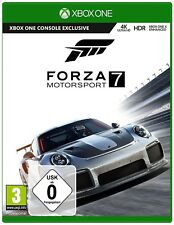 Forza Motorsport 7 - Xbox One Spiel - NEU OVP