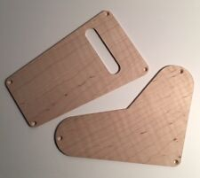 Guilford Holy Grail Flame Maple Backplate set For PRS tremolo Guitars