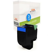 Toner CYAN für Lexmark X-544-DN X-546-DTN X-548-DE C-544-N C-544-DW C-546-DTN