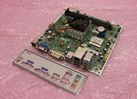 HP Pavilion PRO 110 Energy Star 767103-001 System Motherboard with Backplate