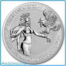 2020 Germania .9999 Silver Round - BU Encapsulated w/COA