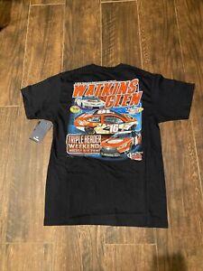 NASCAR T-shirt Medium Watkins Glen International  Fanatics NWT Adult