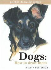 Dogs: How to Draw Them Pocket Drawing