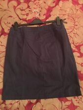 Betty Barclay Stretch Cotton Pencil Skirt Size 14 VGC