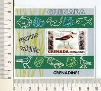 36711) Grenada Grenadines 1979 MNH Birds - Collared