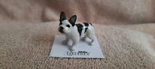 "Little Critterz Dog French Bulldog ""Maximus"" Miniature Figurine New Lc991"