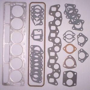Triumph GT6, TR5PI & TR6PI 6cyl. Head Gasket Set