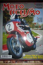 MOTOCICLISMO D'EPOCA N 12 - 2002  - VESPA  - HONDA - BENELLI  MOTOBI