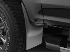 WeatherTech® No-Drill MudFlaps for 2017 Ford F-250/F-350 Dually w/o Flares