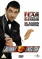 , Johnny English [DVD] [2003], New, DVD
