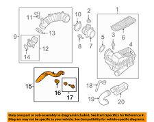 VW VOLKSWAGEN OEM 09-14 Jetta Air Cleaner Intake-Hose Duct Tube Pipe 1K0129565AA