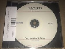 Kenwood Communications Radio Shop Programming Master CD KPG TK Radios NEW!!