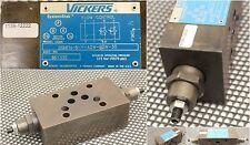 VICKERS SYSTEMSTAK Ventil/Valve DGMFN-5-Y-A2W-B2W-30 - 315bar - Gebraucht-