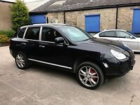 "2004 Porsche Cayenne Turbo V8 Breaking For Wheel Bolt x1 20"" Wheels"