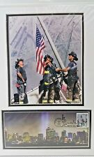 9 11 World Trade Center First Day Cover For First Responders  NYFD
