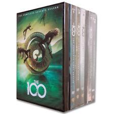 The 100 Complete Series Season 1-7 (DVD, 24-Discs) Seasons 1 2 3 4 5 6 7 New